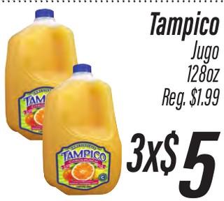 Tampico Jugo
