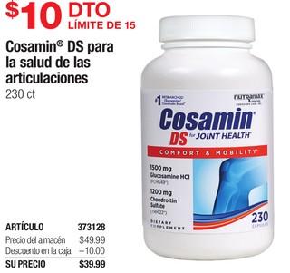 Cosamin Ds Para la salud de las Articulaciones