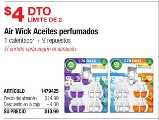 Air Wick Aceites Perfumados