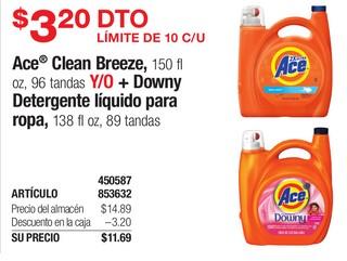 Ace Clean Breeze
