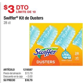 Swiffer Kit de Dusters