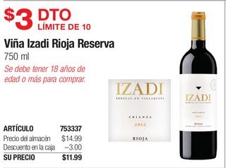 Viña Izadi Rioja Reserva