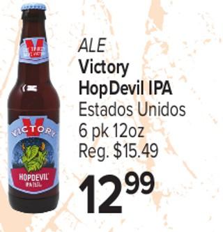 Ale Victory HopDevil IPA Estados Unidos