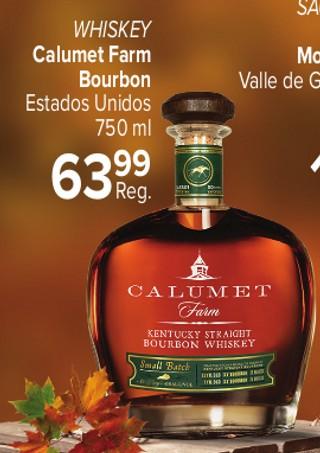 Whiskey Calumet Farm Bourbon Estados Unidos