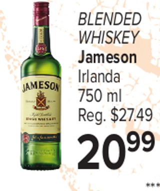 Blended Whiskey Jameson