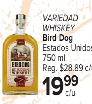 Variedad Whiskey