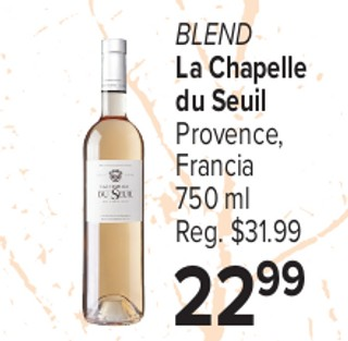 Blend La Chapelle du Seuil