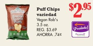 Puff Chips Variedad