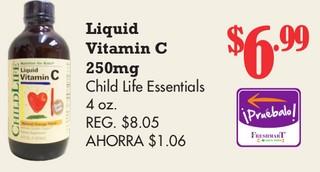 Liquid Vitamin C