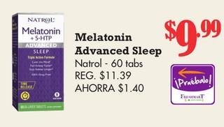 Melatonin Advanced Sleep