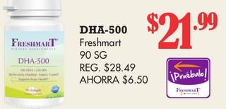 DHA-500 Freshmart