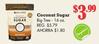 Coconut Sugar Big Tree