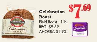 Celebration Roast Field Roast