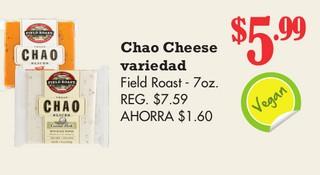 Chao Cheese Field Roast