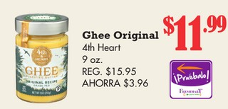 Ghee Original 4th Heart