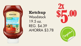 Ketchup Woodstock