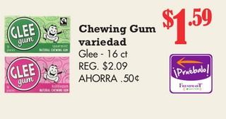 Chewing Gum Variedad