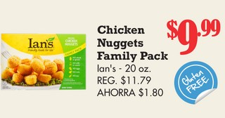 Chicken Nuggets Family Pack