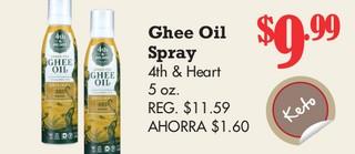 Ghee Oil Spray