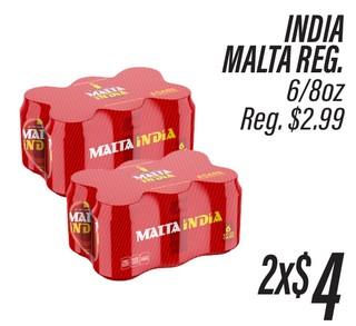 India Malta Regular