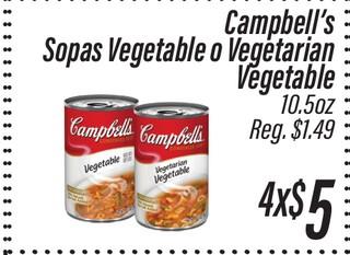 Campbell's Sopas