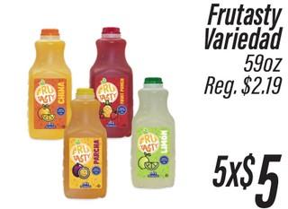 Frutasty Variedad