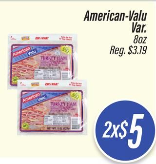 American-Valu Var