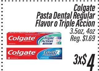 Colgate Pasta Dental Regular