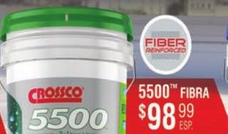 Crossco 5500 Fibra