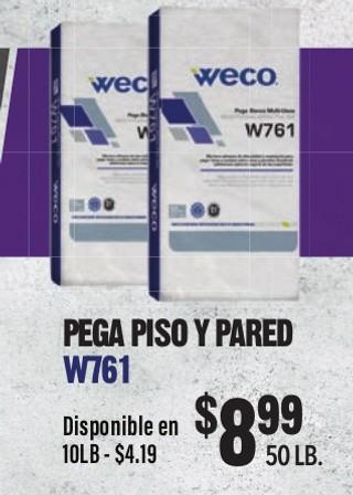 Pega Piso y Pared W761
