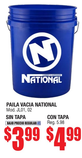 Paila Vacia National