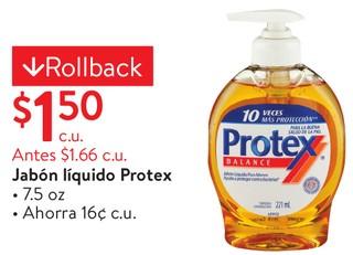 Jabón Líquido para Protex