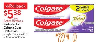 Pasta Dental Colgate Gum Protection