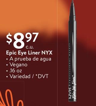 Epic Eye Liner NYX