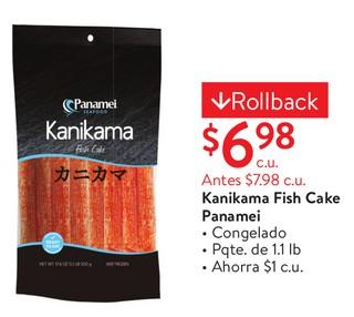 Kanikama Fish Cake Panamei