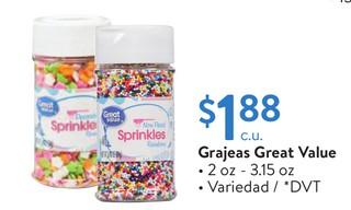 Grajeas Great Value