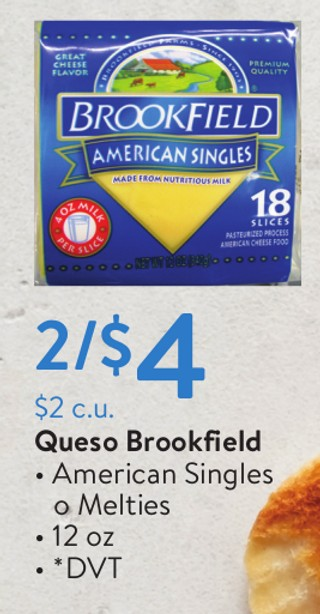 Queso Brookfield