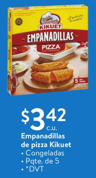 Empanadilla de pizza Kikuet