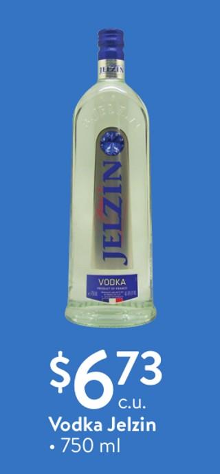 Vodka Jelzin