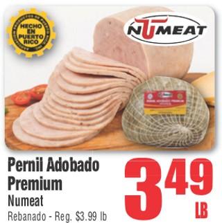 Pernil Adobado Premium Numeat