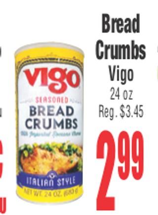 Bread Crumbs Vigo