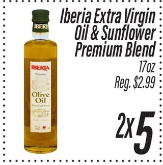 Iberia Extra Virgin Oil