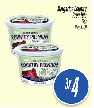 Margarina Country Premium