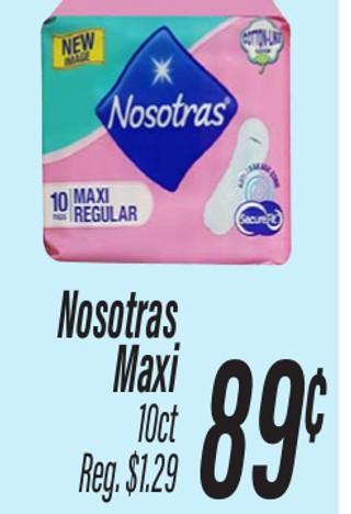 Nosotras Maxi