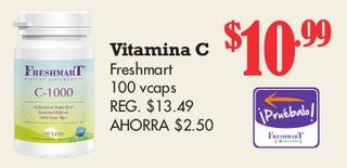 Vitamina C Freshmart