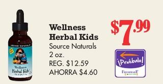 Wellness Herbal Kids