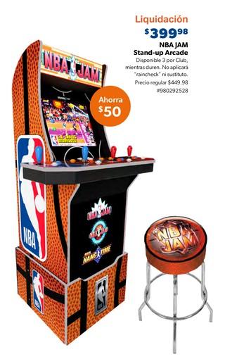 NBA JAM Stand-up Arcade