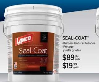 Pintura Seal-Coat