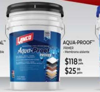 Sellador Aqua-Proof