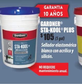 Gardner Sta-Kool Sellador Elastomerico